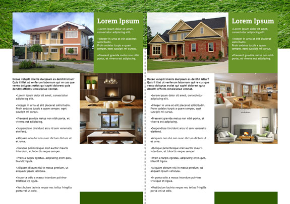 Brochure Design Direct Mail Inside