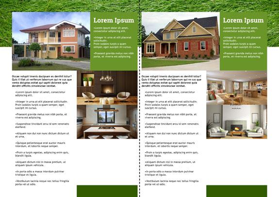 Brochure Design Direct Mail Inside