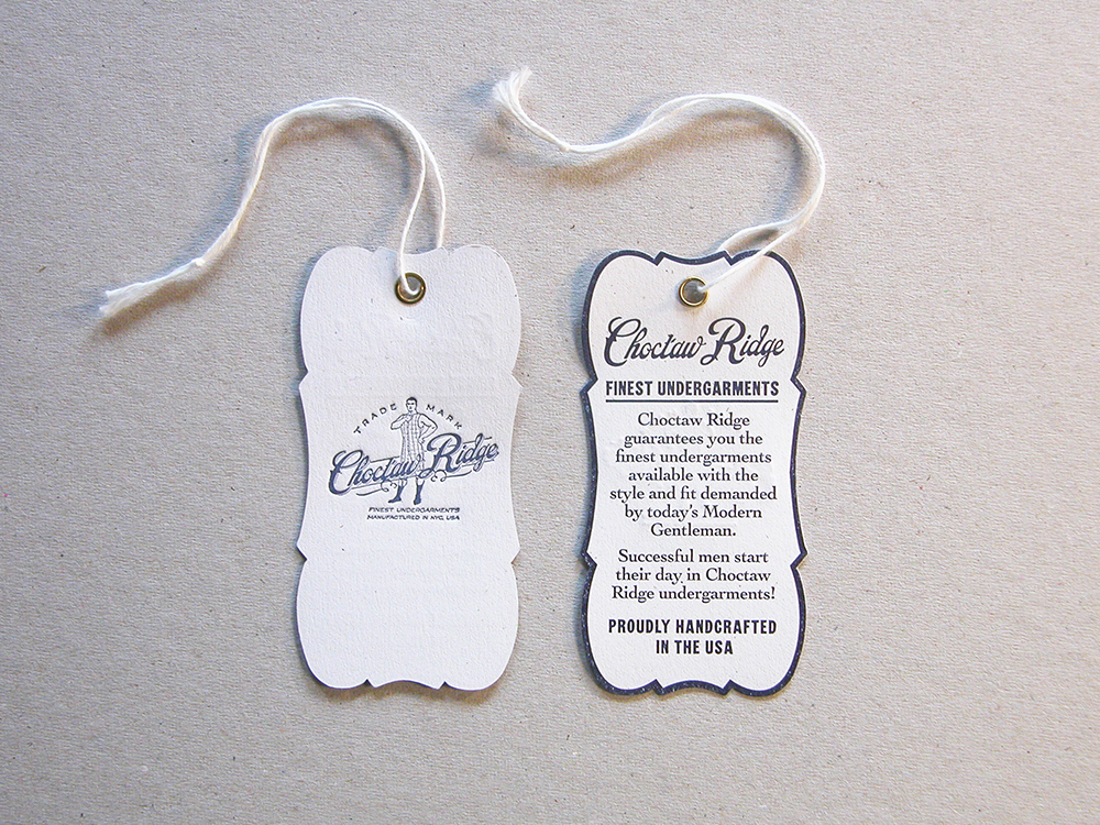 boutique hang tags
