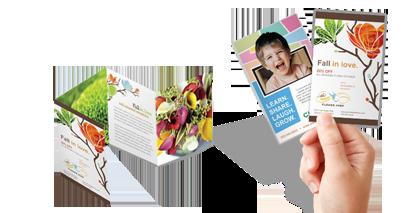 mini brochures printing uprinting