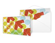 Flat Cards in Envelopes